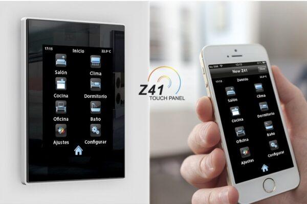 Smart Home echipamente Zennio