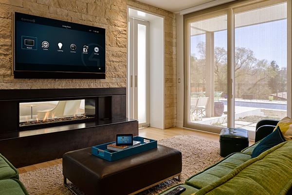 Smart-Home-Control4