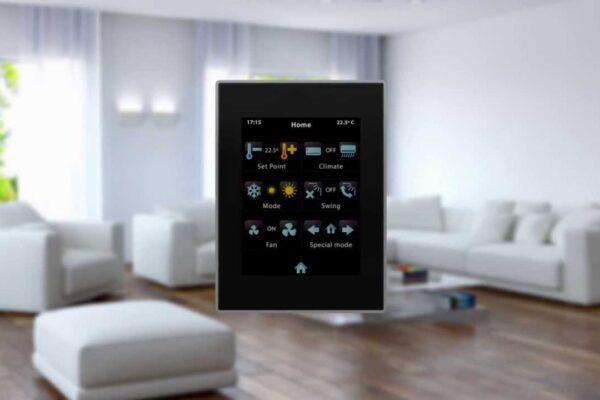 Termostat smart Zennio