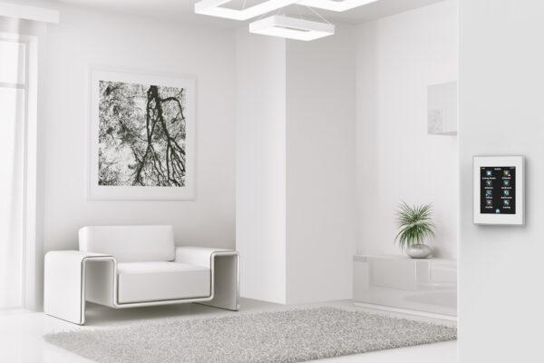 Termostat smart Zennio Salon Z41