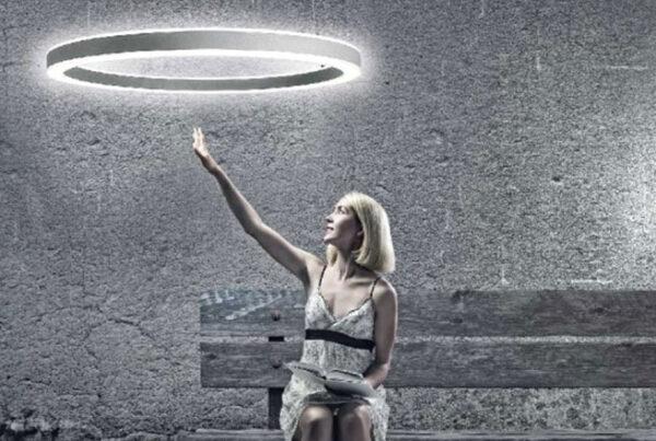 Planlicht Halo corp de iluminat inel