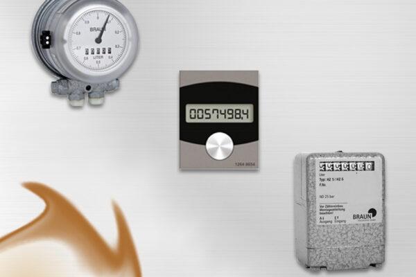 Contorizare inteligenta Lingg&Janke - Contoare combustibil