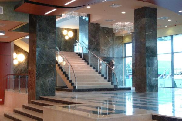 Luminaires-Auditorium