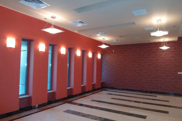 Lighting-Auditorium