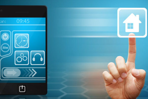 Casa smart control la distanta de pe telefon
