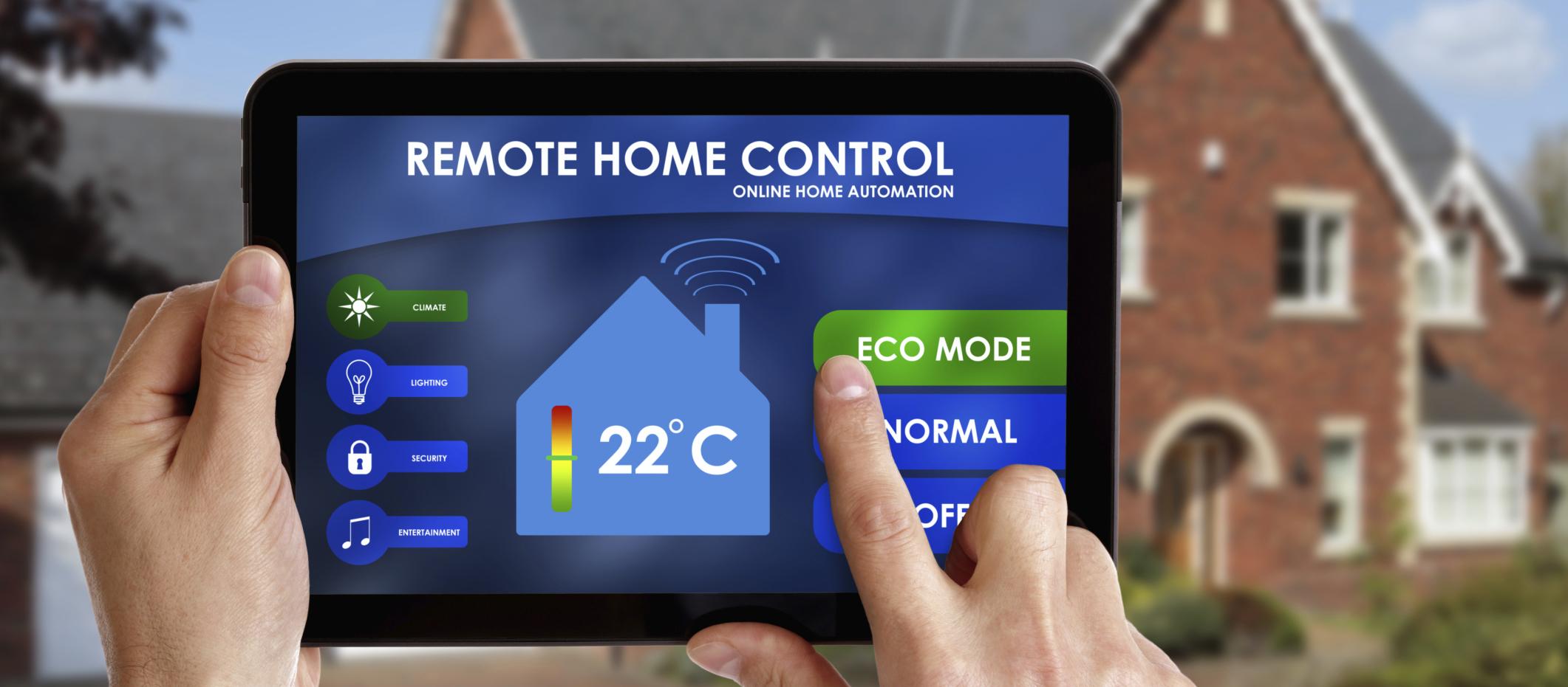 Casa smart si automatizare casa inteligenta
