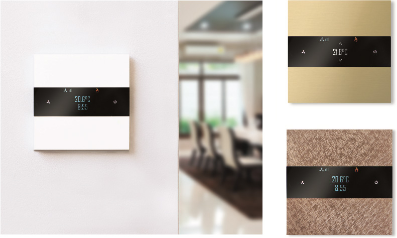 Smart thermostat and Controller Deseo