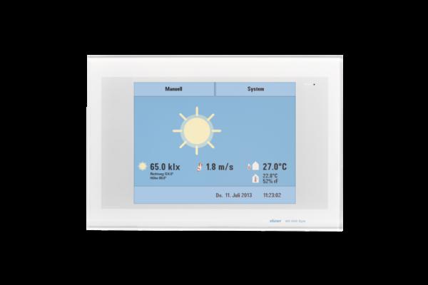 Touch-panel-Elsner-Elektronik