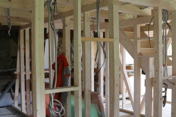 Intelligent-building-construction-Wooden-Nest