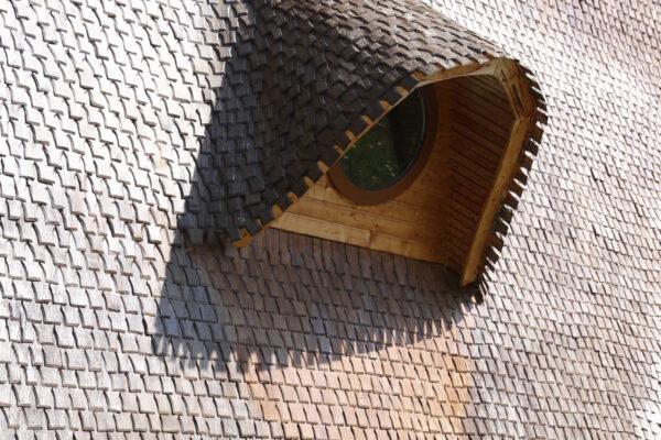 Intelligent-building-window-detail-Wooden-Nest