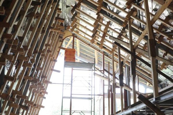 Intelligent-building-structure-Wooden-Nest