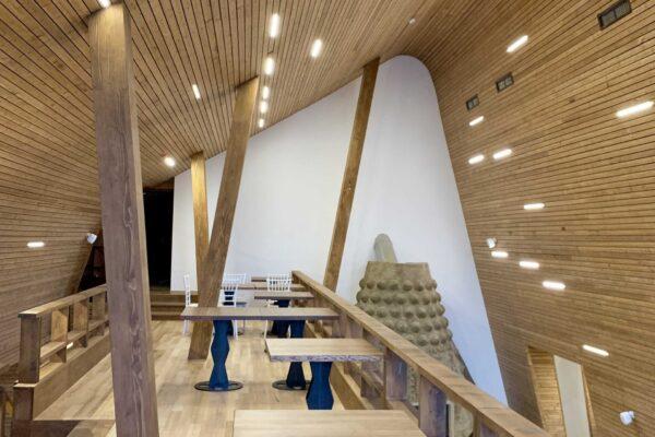 Intelligent-building-wooden-structure-Wooden-Nest