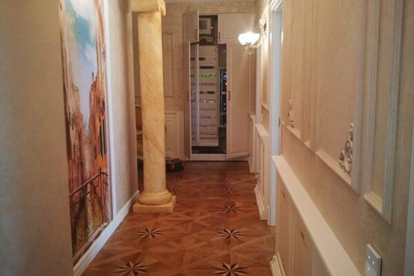 Corpuri-iluminat-hol-Apartament-T