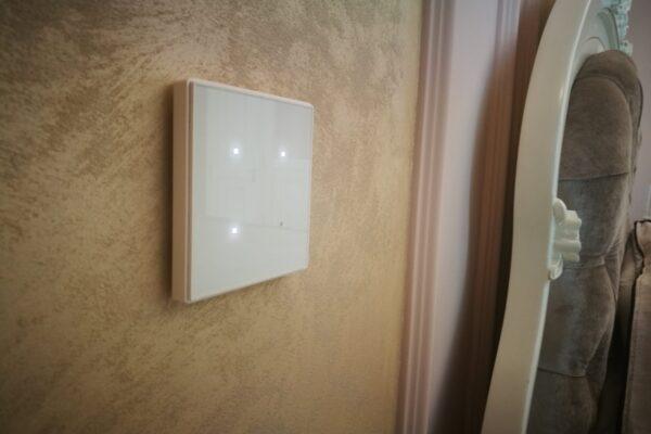 Keypad-Square-TMD-Zennio-Apartament-T