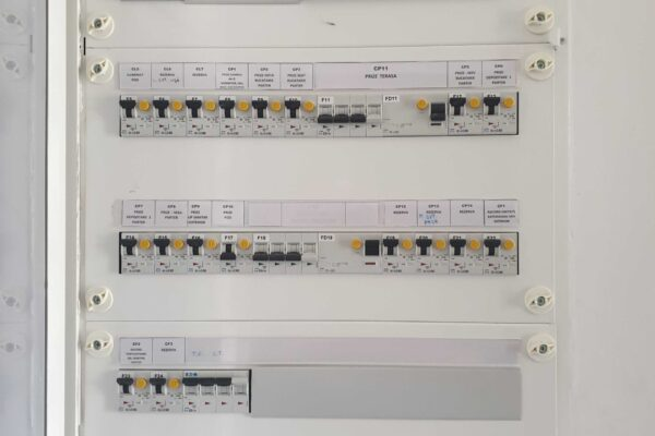 Electric-panel-smart-home-Lake-Villa