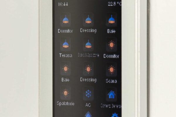 Touch-panel-Z41-Zennio-Vila-MB