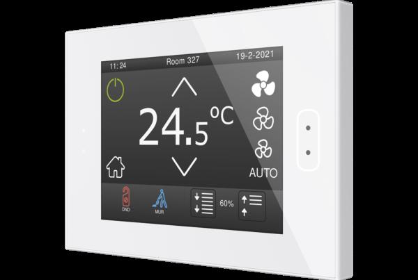Touch panel Zennio Z40