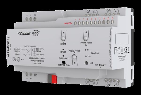 Actuator Smart Home Zennio ALLinBox