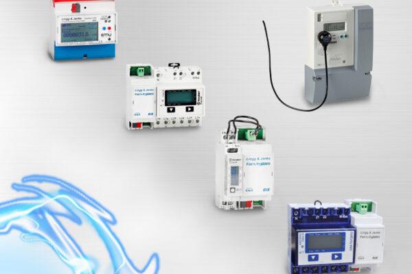 Contorizare inteligenta cu contoare de electricitate Lingg Janke pentru eficientizarea energetica