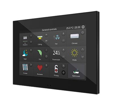 Touch panel Zennio Z70