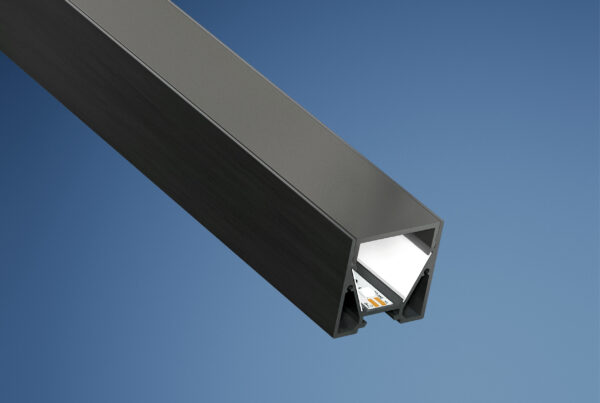 Profil LED Barthelme CATania Blackline